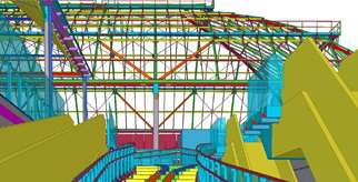 STRUCTURAL 3D MODELING  & SHOP DRAWINGS